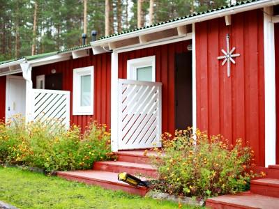 Финский таунхаус