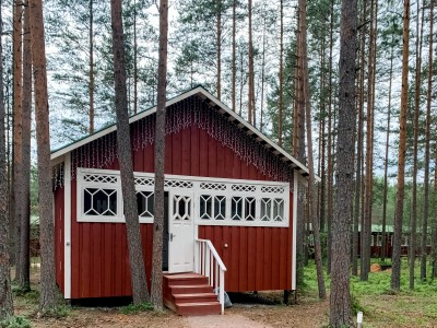 Финский дом с сауной